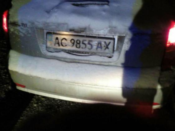 У Луцьку зловили двох п'яних водіїів