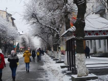Незаконна конструкція на вулиці Лесі Українки