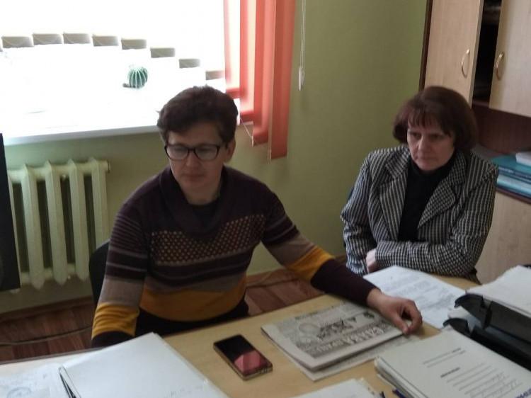 Зустріч у Городищенській ОТГ