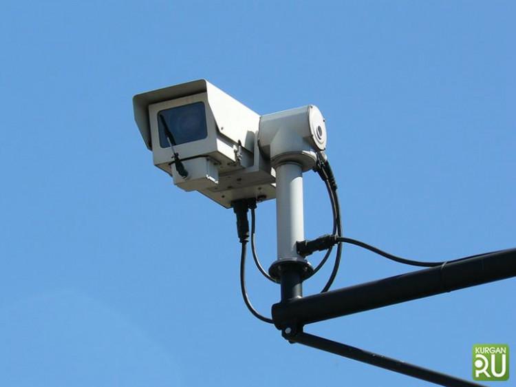 Камера для фіксації порушень