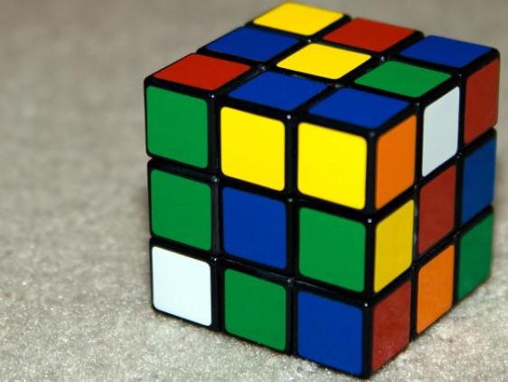 Кубик Рубіка