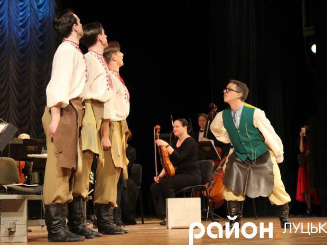 VIRSKY SHOW у Луцьку