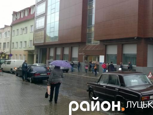 Вулиця Кривий Вал у Луцьку