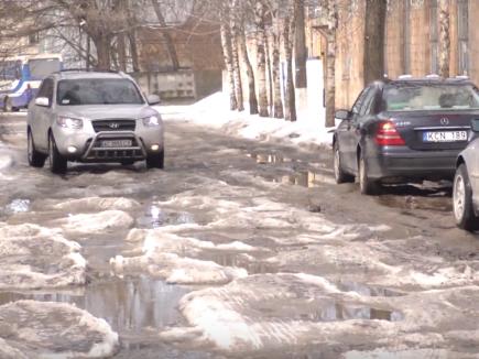 Жахлива дорога у Луцьку