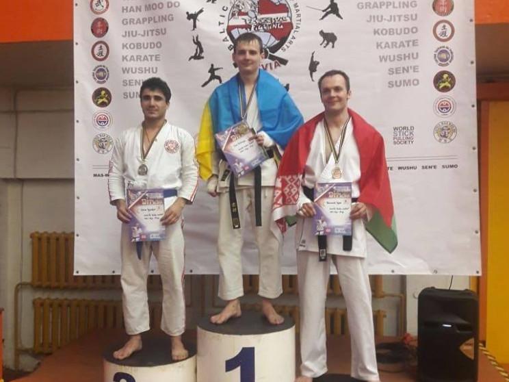Дмитро Щурук здобув на турнірі «золото»