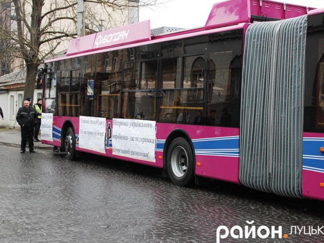 Такі тролейбуси могли б їздити Луцьком
