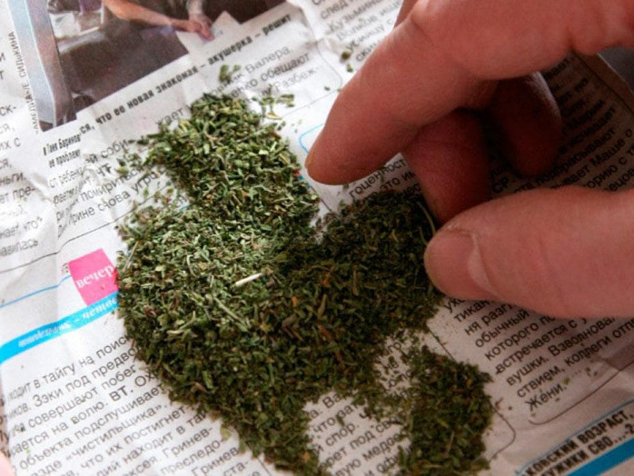 Лучанин зберігав вдома марихуану