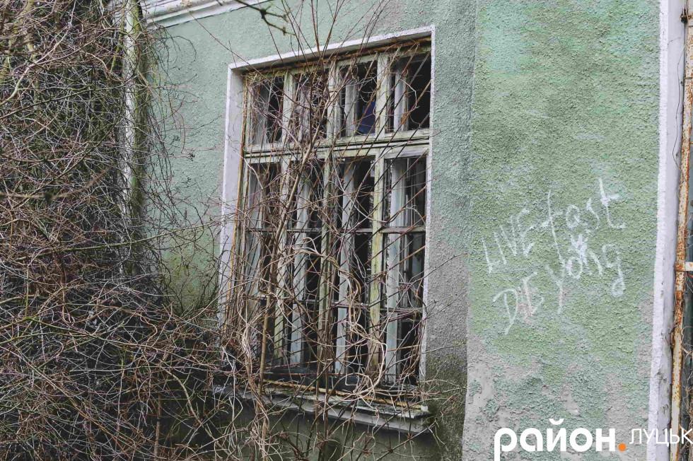 Напис на стіні – «Живи швидко, помри молодим»