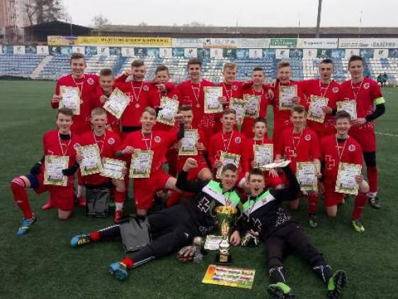 «Волинь» U-15 - переможці «Весняного Кубка Ниви-2018»