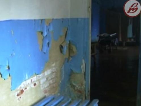Приміщення Обласної психіатричної лікарні №1 у селі Липини
