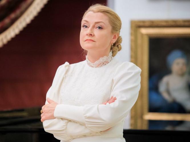 Волинська співачка Тетяна Ціхоцька