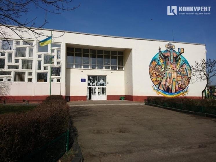 Навчально-реабілітаційний центр Луцька