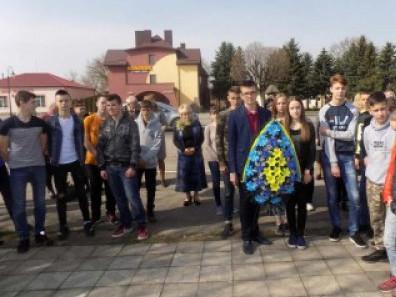 Вшанували тих, хто загинув у фашистських концтаборах смерті