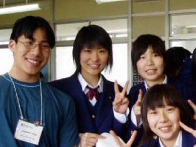 Корейські студенти поділяться з лучанами культурним досвідом (фото ілюстративне)
