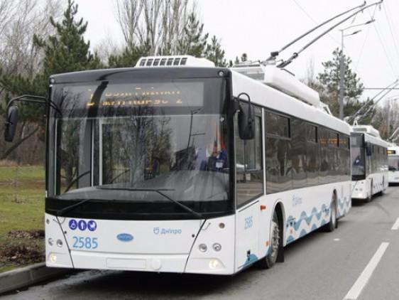 У Луцьку можуть з'явитися нові тролейбуси