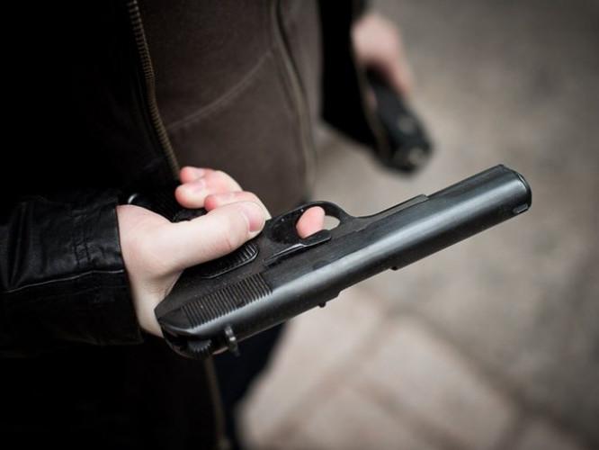 Пістолет виявився травматичним