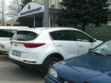 Обікрадена автівка