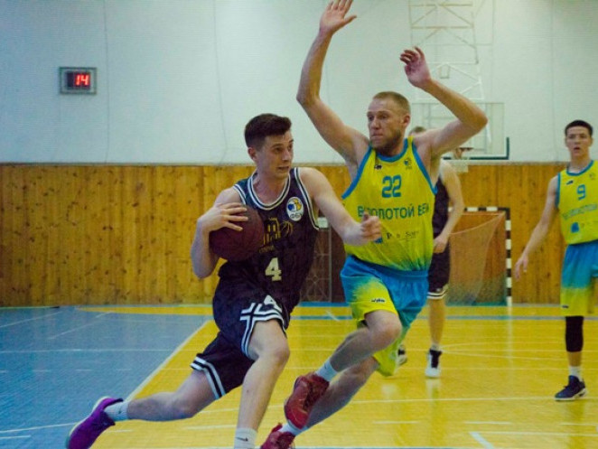Володимир Коцько став головним героєм першого поєдинку проти «Золотого Віку-2»