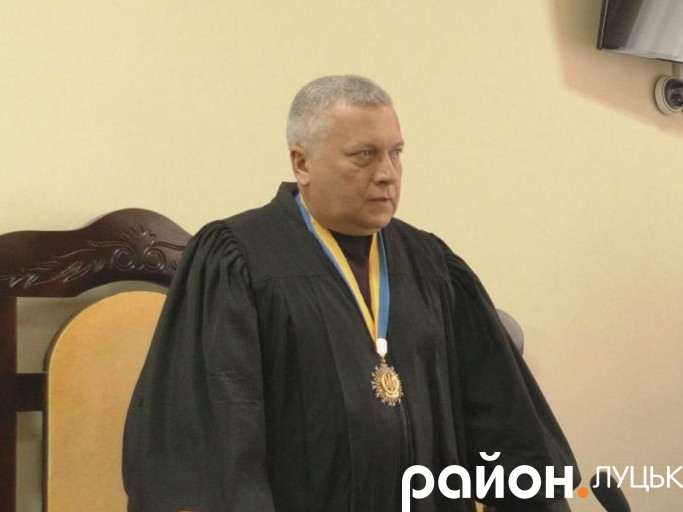 Суддя Сергій Костюкевич