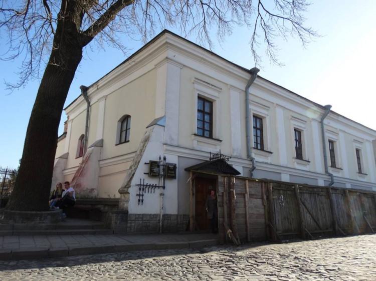 Будинку Косачів у Луцьку