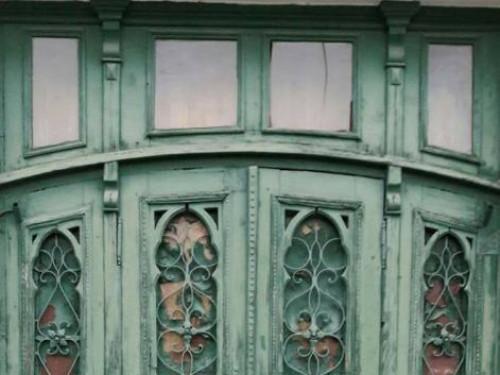 Старі двері у Луцьку