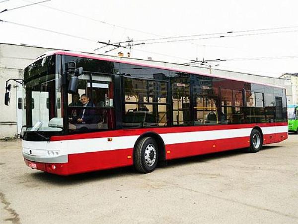 Міський автобус «Богдан»