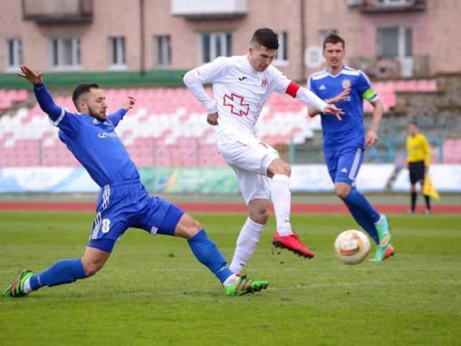 З поверненням до складу Олега Герасимюка (у центрі) команда почала вигравати. Продовжить?