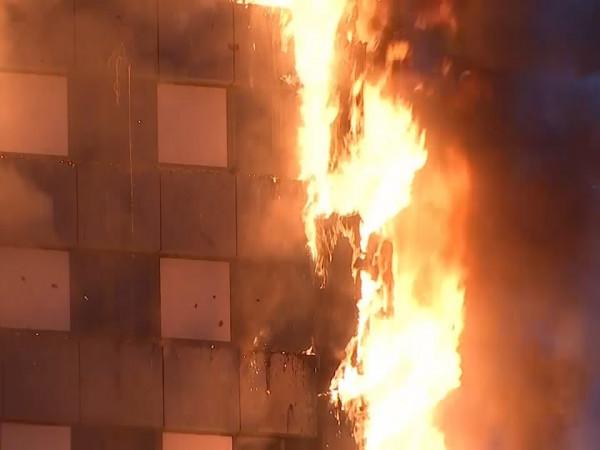 У багатоповерхівці горіло сміття на технічному поверсі будівлі