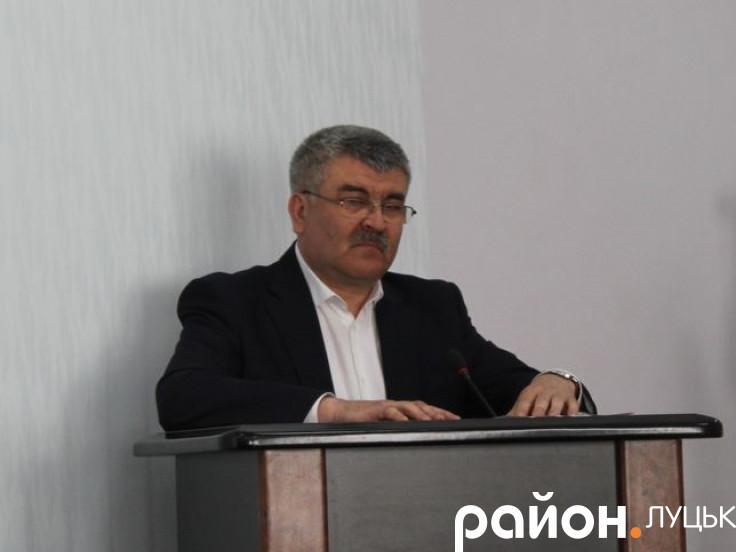 Керівник ЖКП№3 Руслан Юлдашев