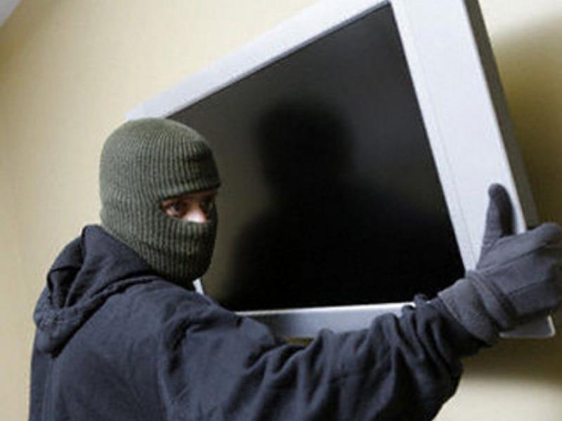 Крадіжка телевізора
