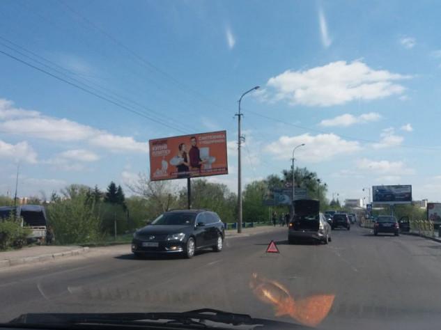ДТП на Шевченка