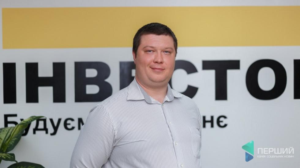 Регіональний менеджер з розвитку компанії «Kermi GmbH»  Станіслав Опалінський