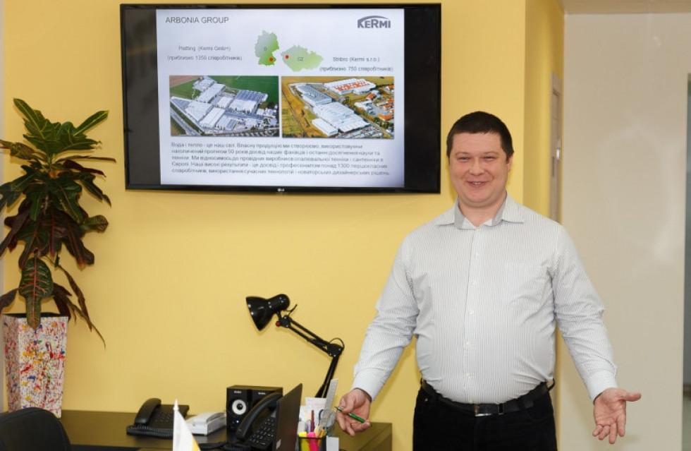 Станіслав Опалінський під час навчання у БК «Інвестор»