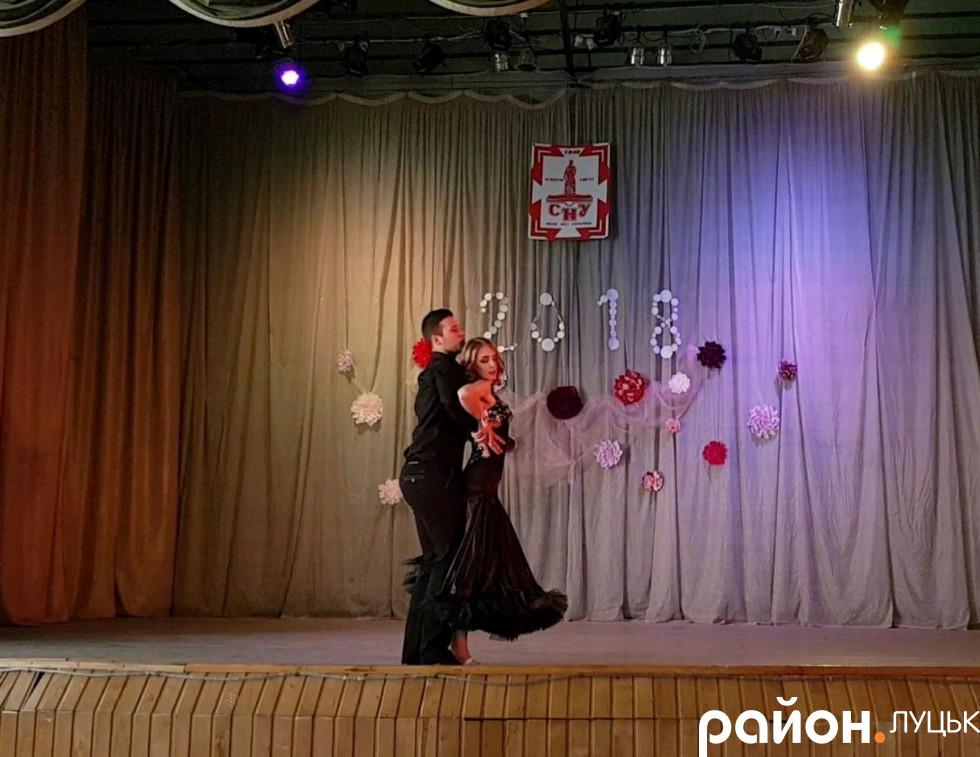 Талант Анни Ничипорук
