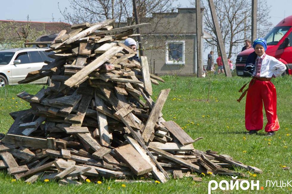 Справжні козаки живуть у Чарукові