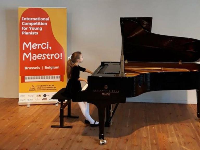 Тереза Верзун-Ролінгерза піаніно