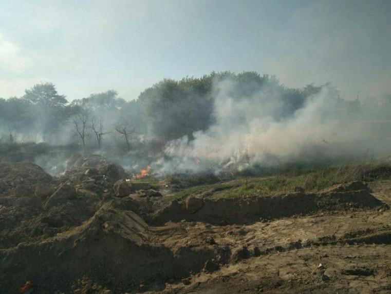 Пожежа на Ковельській