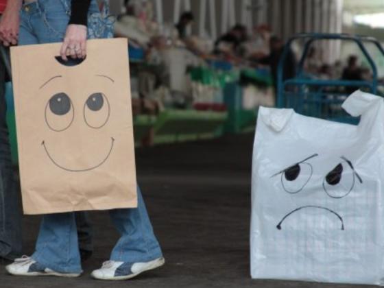 Паперові пакети замість поліетиленових