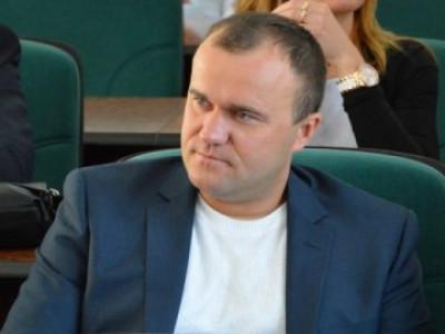 Голова фракції БПП у Луцькраді Петро Нестерук