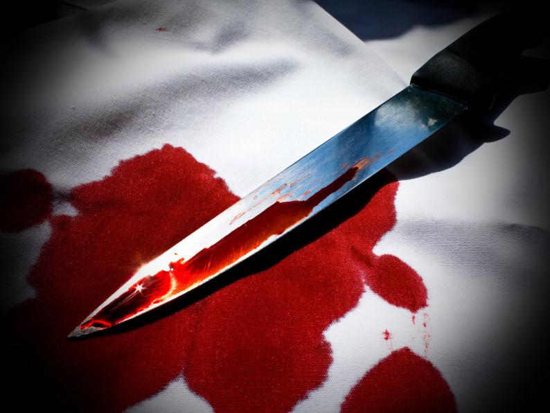 Криваве вбивство