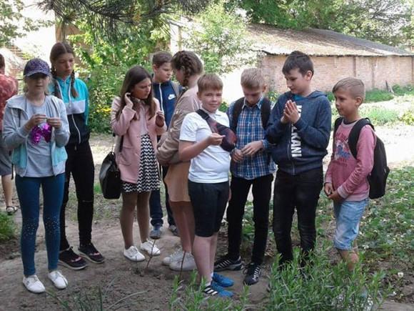 Боратинські діти на екскурсії