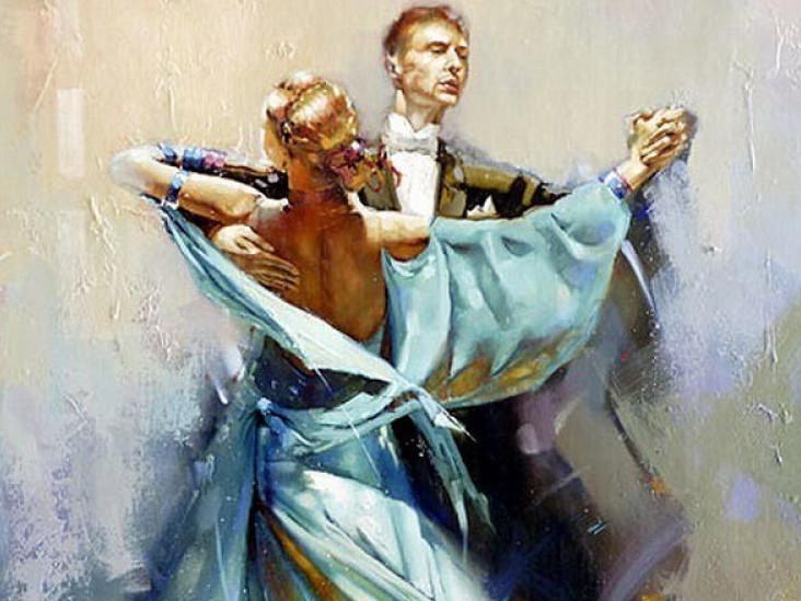 Майстер-класз історичних бальних танців
