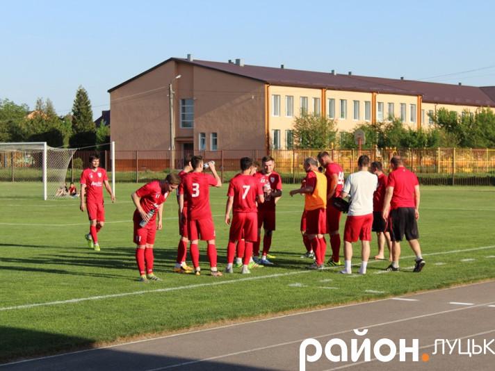 Боратинська «Ласка» цього разу без особливих труднощів виграла «дербі району» проти «Вікторії»