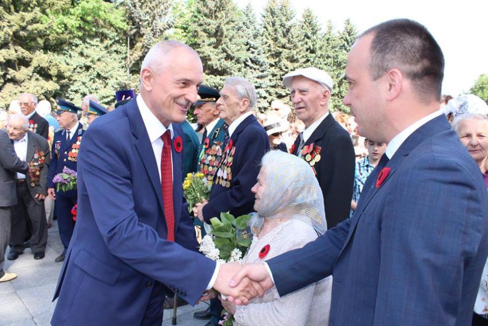Роман Романюк та Олександр Савченко