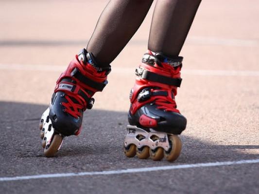 Фігурне катання на роликових ковзанах