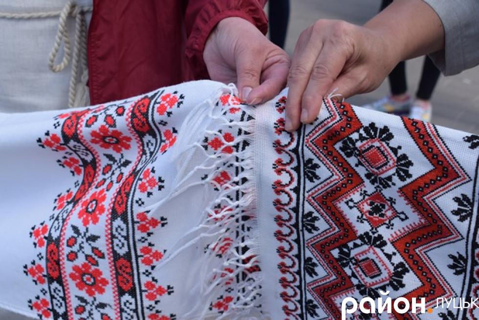 Традиційні орнаменти