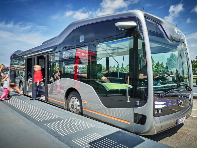 Автобус майбутнього