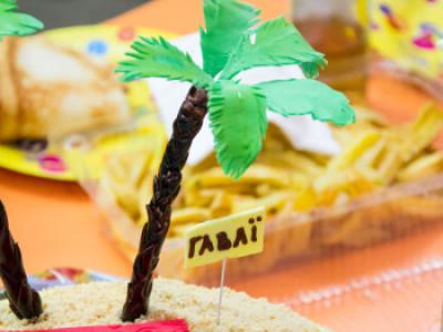 «Робологікум»запрошує дітей на гавайську вечірку