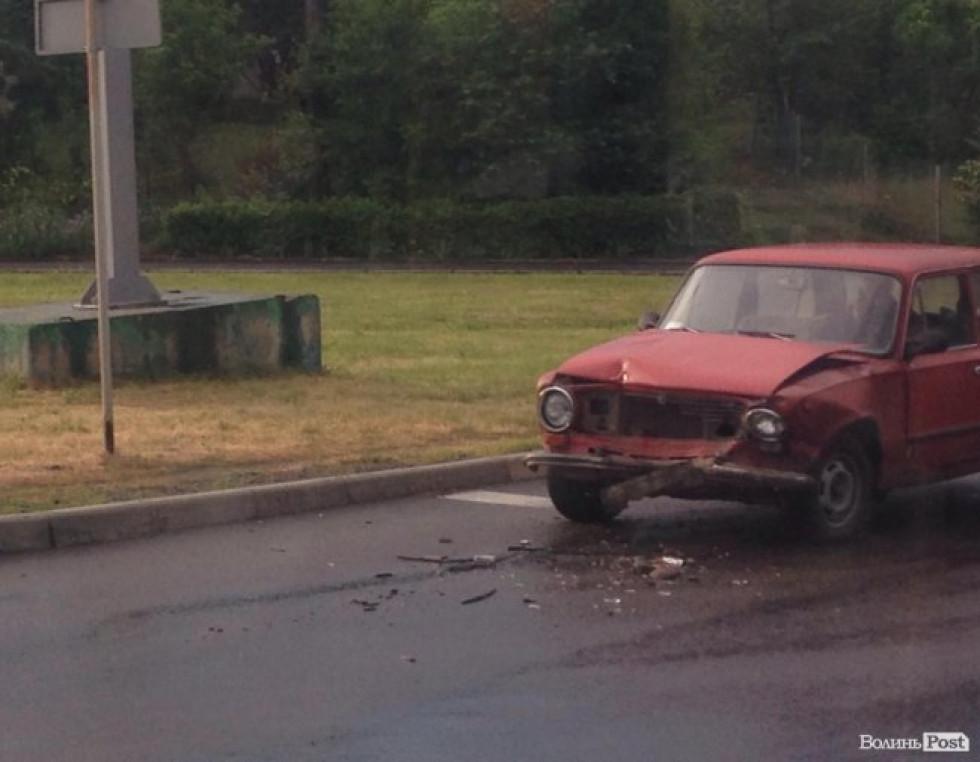 Обидві автівки отримали механічні ушкодження