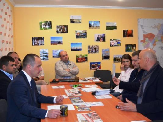 Обговорили виборчу систему в Україні